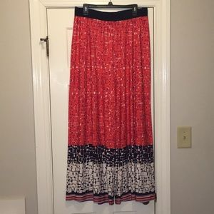 Almost new Long Palazzo Pants Size XL